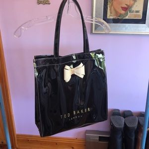 Ted Baker London Large Icon Bag w/ Bow Detail